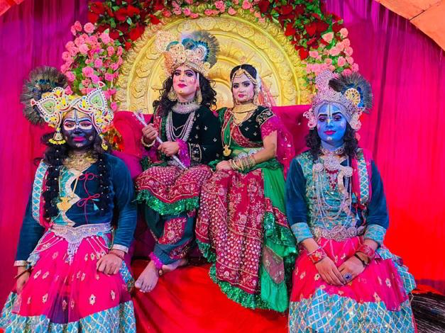 Krishna Bhajan Sandhya Delhi, noida